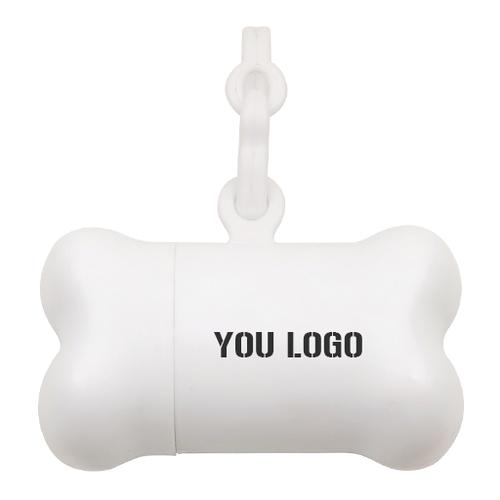 Bone Shape Wastebag Dispenser