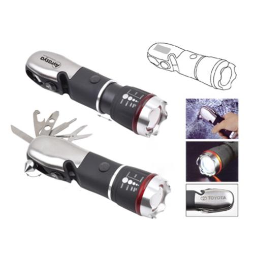 Multi Function Tools Flashlight