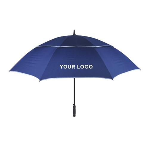 Couple Antiwind Umbrella