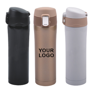 Flip Top Vacuum Flask