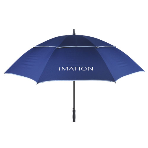 Couple Antiwind Umbrella