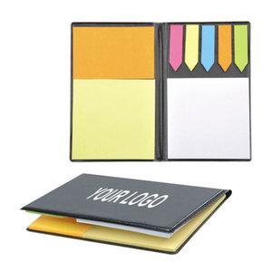 Ultra-thin PU Memo Pad
