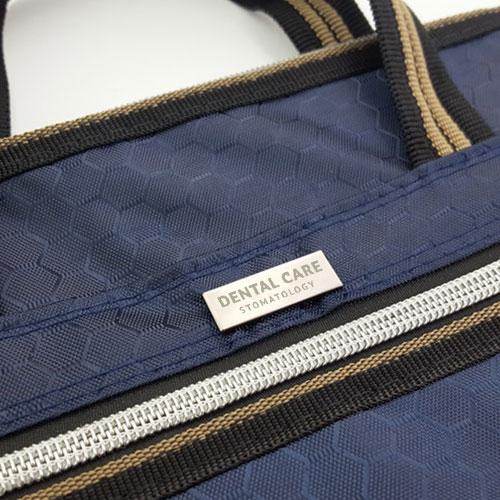 Simple Zipper Briefcase