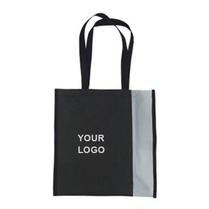 Gusseted Shopping and Tote Bag