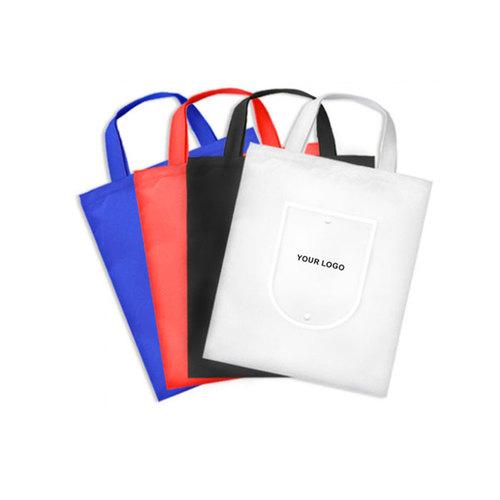 Folding Non-woven Tote bag