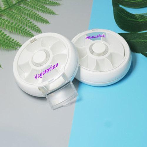 Turning Pill Dispenser