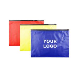 A4 PVC File Bag