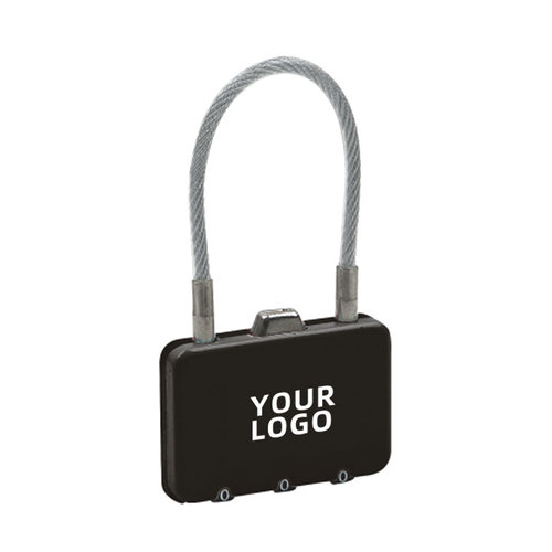 Rectangle Metal Coded Lock