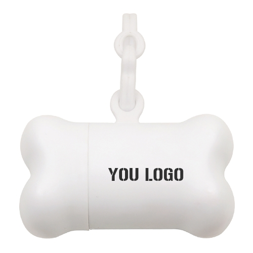 Bone Shape Wastebag Dispenser