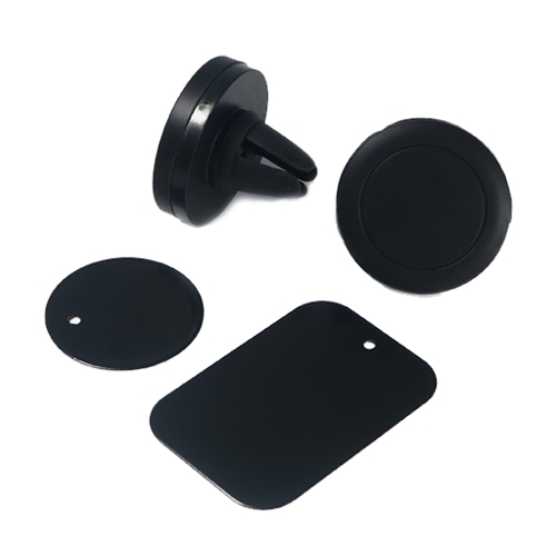 Round cell phone bracket