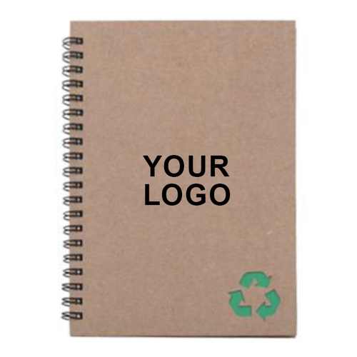 Recycled Stone Paper Notebook