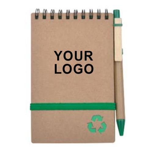 環保筆記本