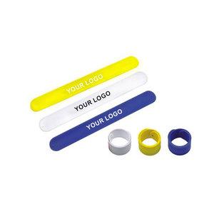Silicone Flap Bracelet