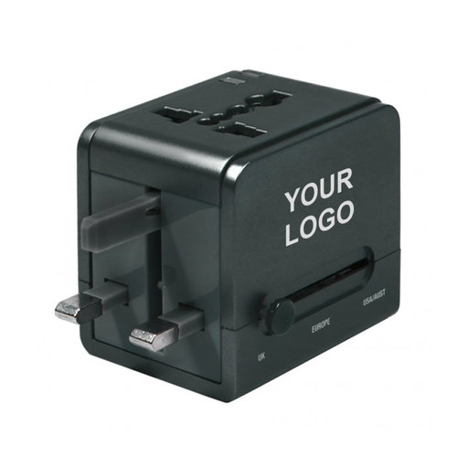 Universal Travel Adapter ( USB 2.1A)