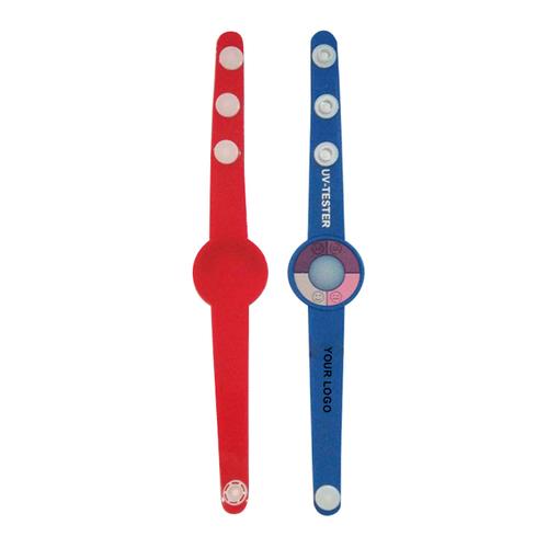 紫外線測試手環