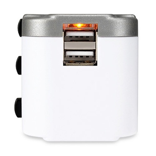 Gadget travel Adaptor (2 USB)