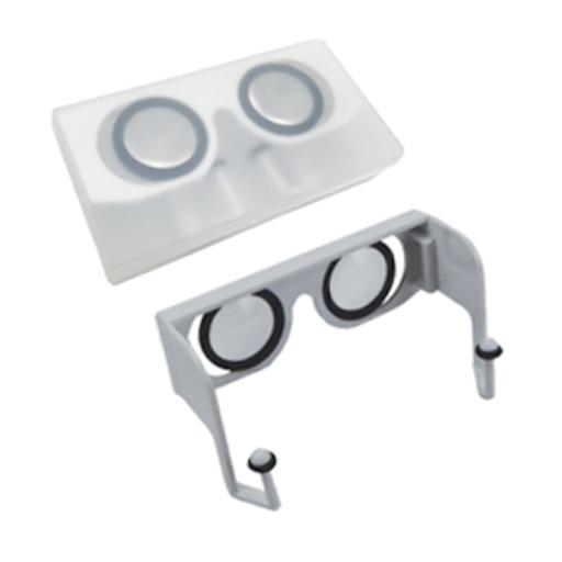 VR Glasses in Case
