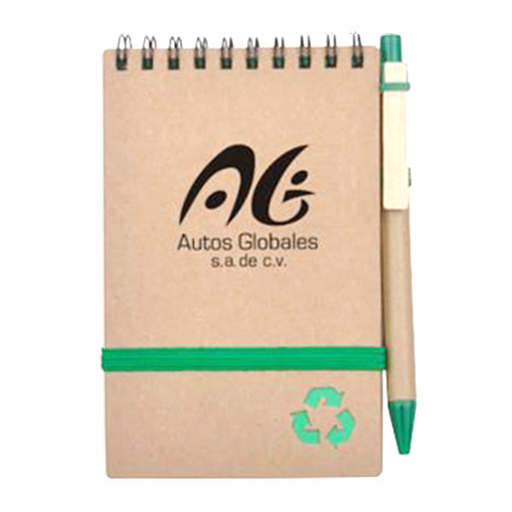 Recycled Notebook