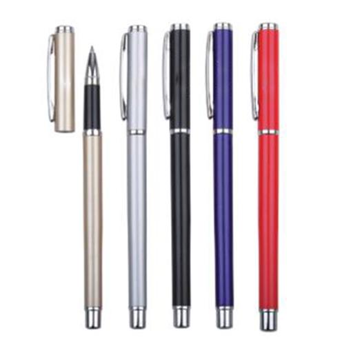 Alum. Gel Ink Pen
