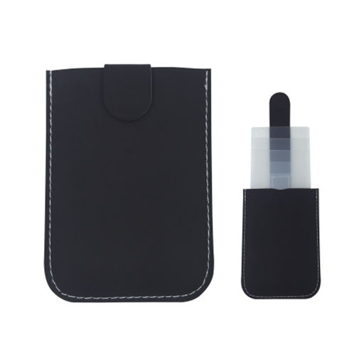 PU Card Holder with RFID Protection