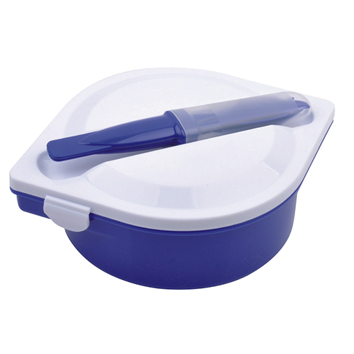 Dual Lunch Box