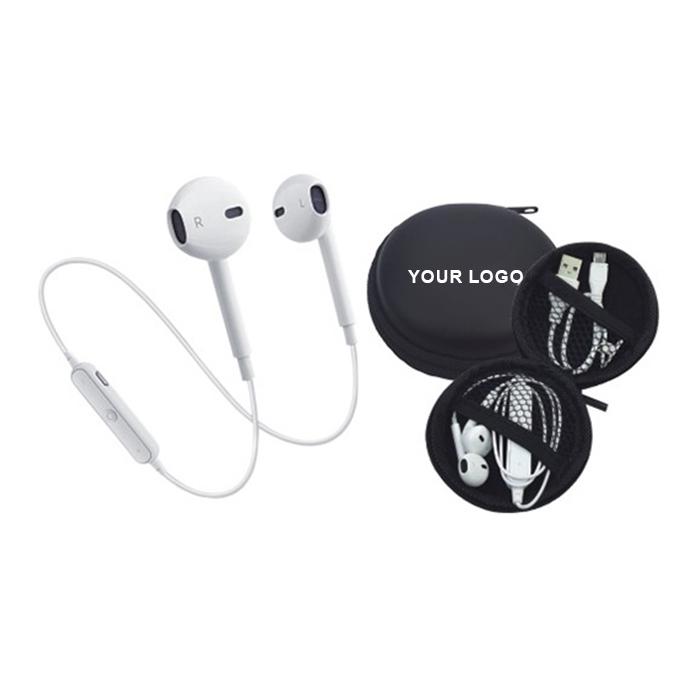 雙耳式運動藍牙耳機