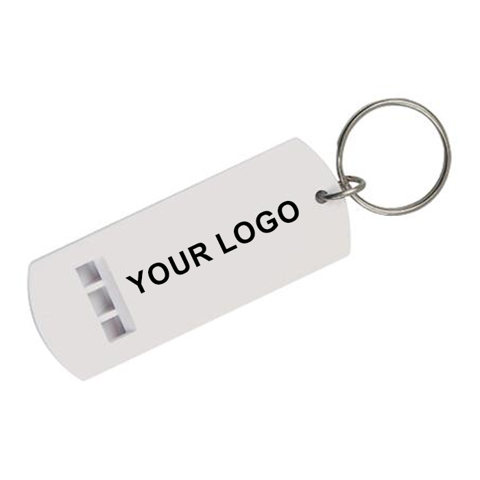 Whistle Keychain