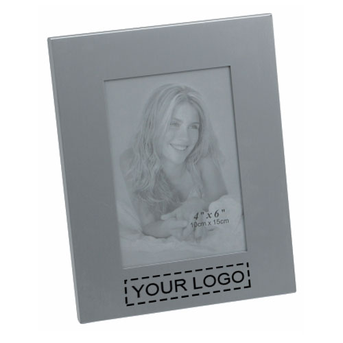 Aluminium Vertical Photo Frame