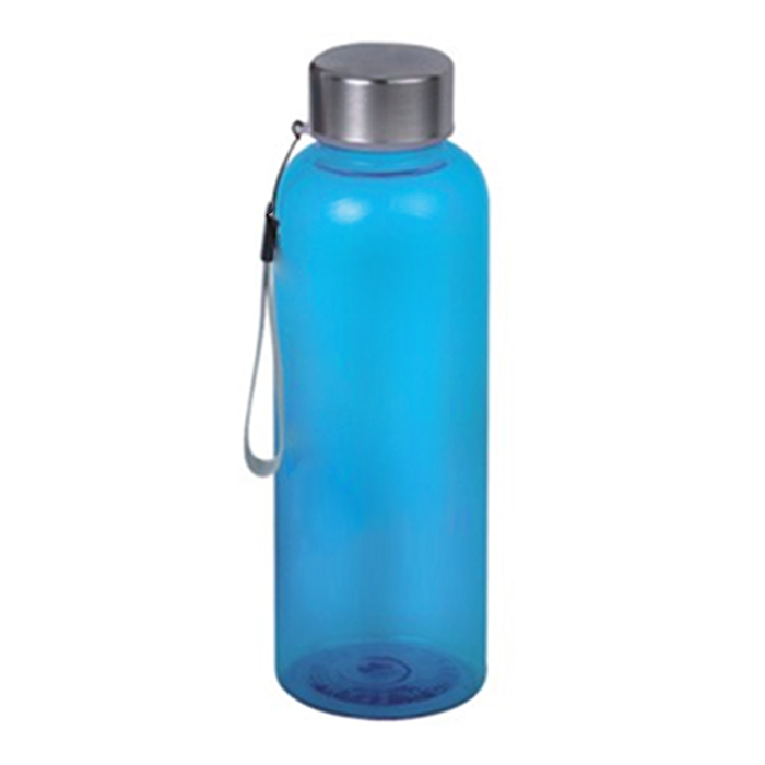 Portable plastic water cup