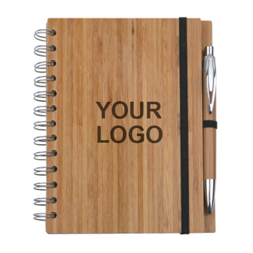ECO Bamboo Notebook
