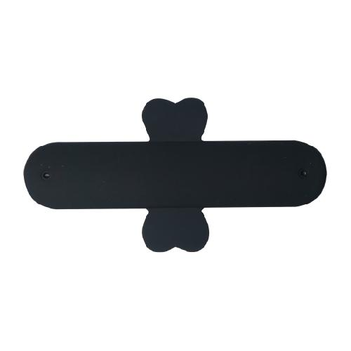 Simple silicone phone stand